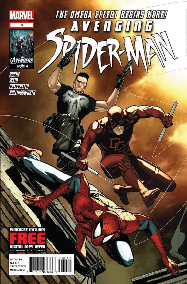 Avenging Spider-Man Vol 1 #6