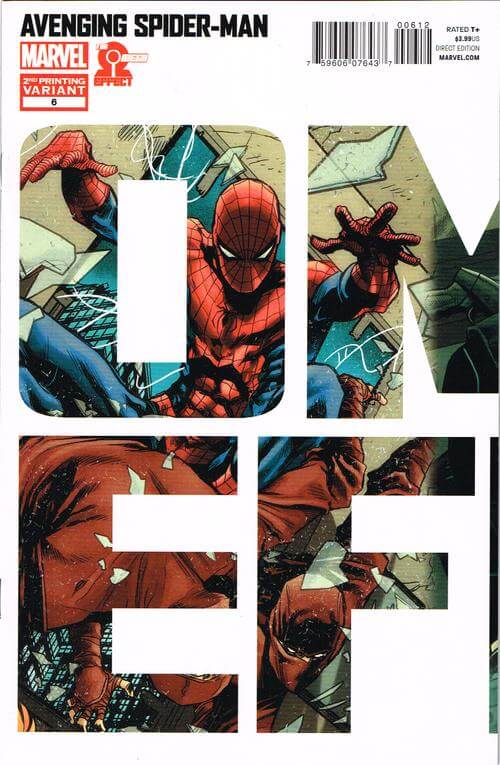 Avenging Spider-Man Vol 1 #6 d