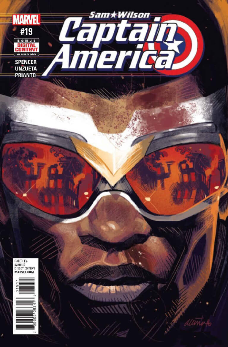 Captain America: Sam Wilson Vol 1 #19