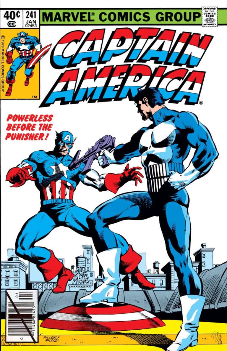 Captain America Vol 1 #241