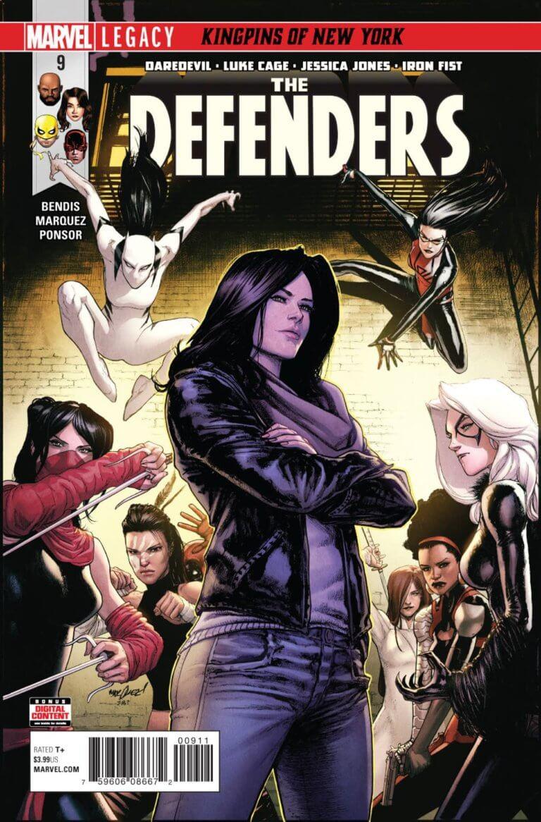 Defenders Vol 5 #9