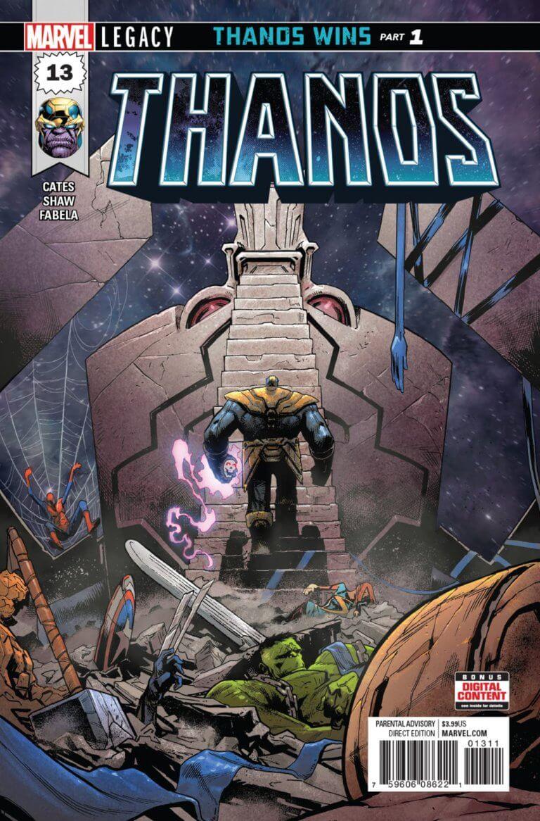 Thanos Vol 2 #13