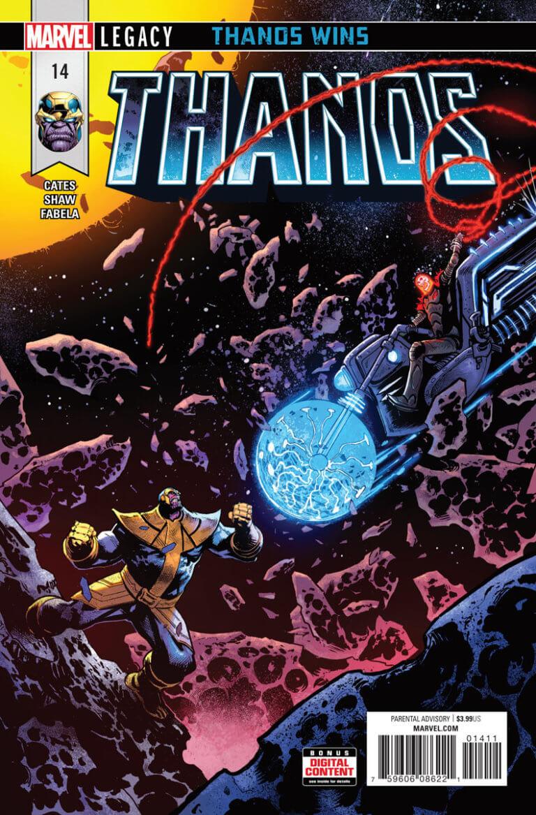 Thanos Vol 2 #14