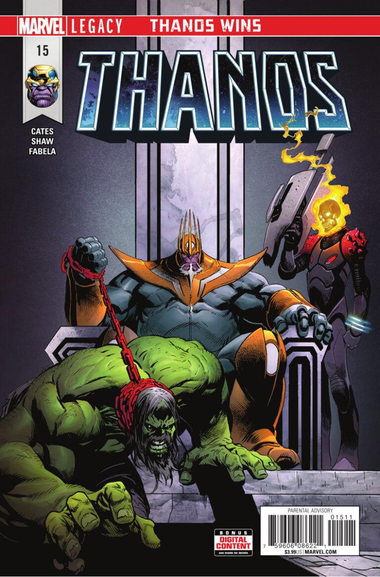 Thanos Vol 2 #15