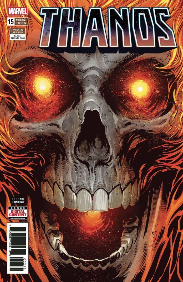 Thanos Vol 2 #15 b