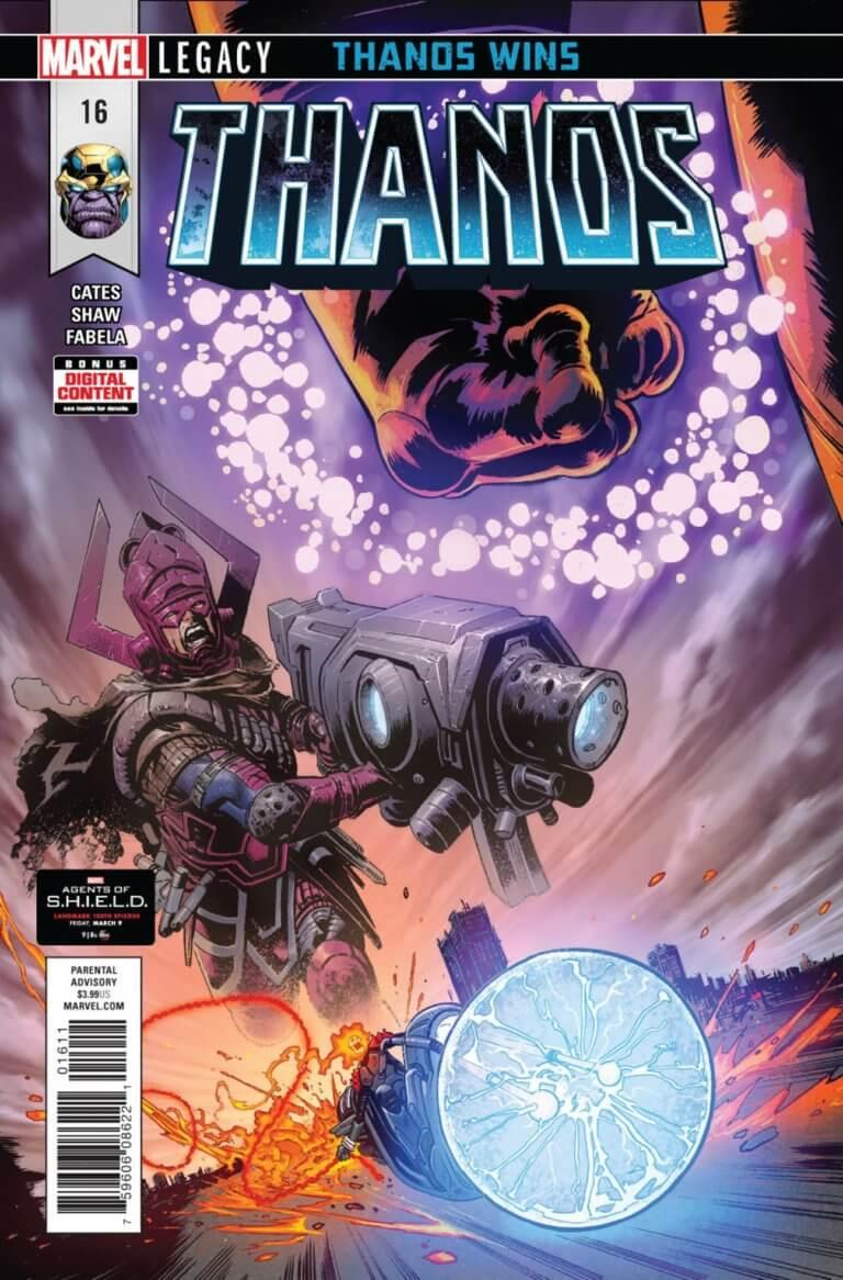 Thanos Vol 2 #16