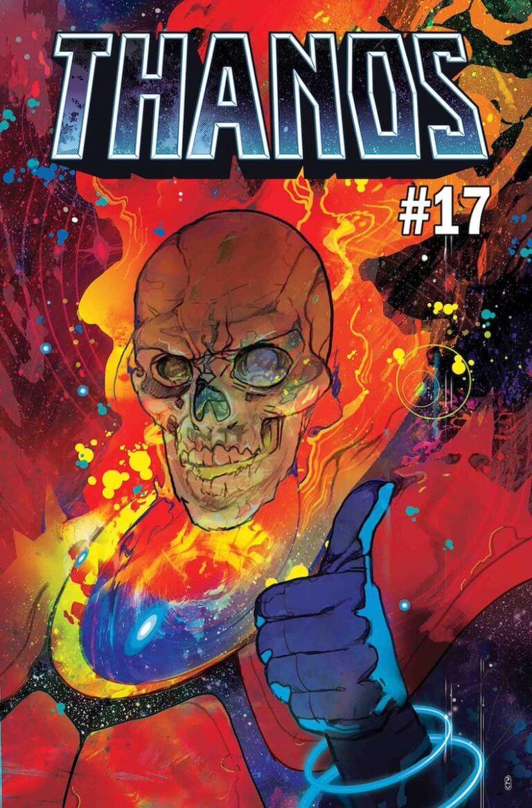 Thanos Vol 2 #17 b