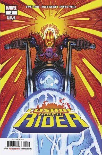 Cosmic Ghost Rider Vol 1 #1 S