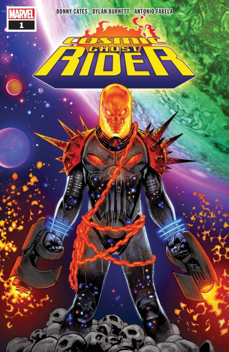 Cosmic Ghost Rider Vol 1 #1