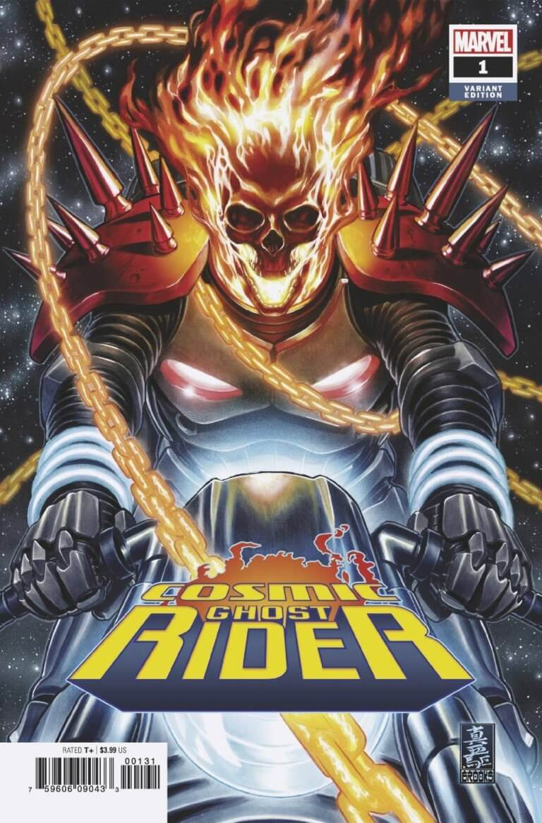 Cosmic Ghost Rider Vol 1 #1 e
