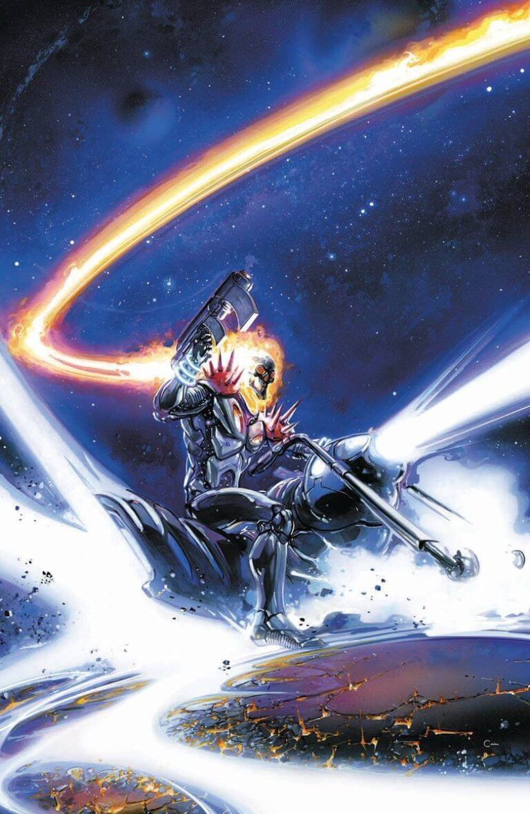 Cosmic Ghost Rider Vol 1 #1 h