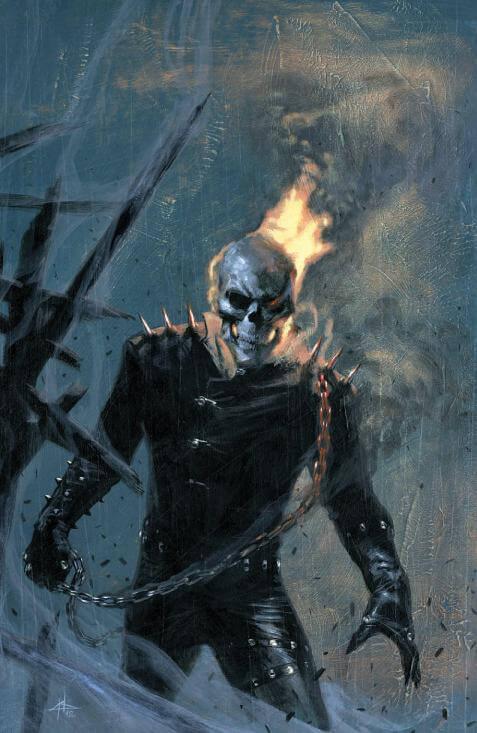 Cosmic Ghost Rider Vol 1 #1 j