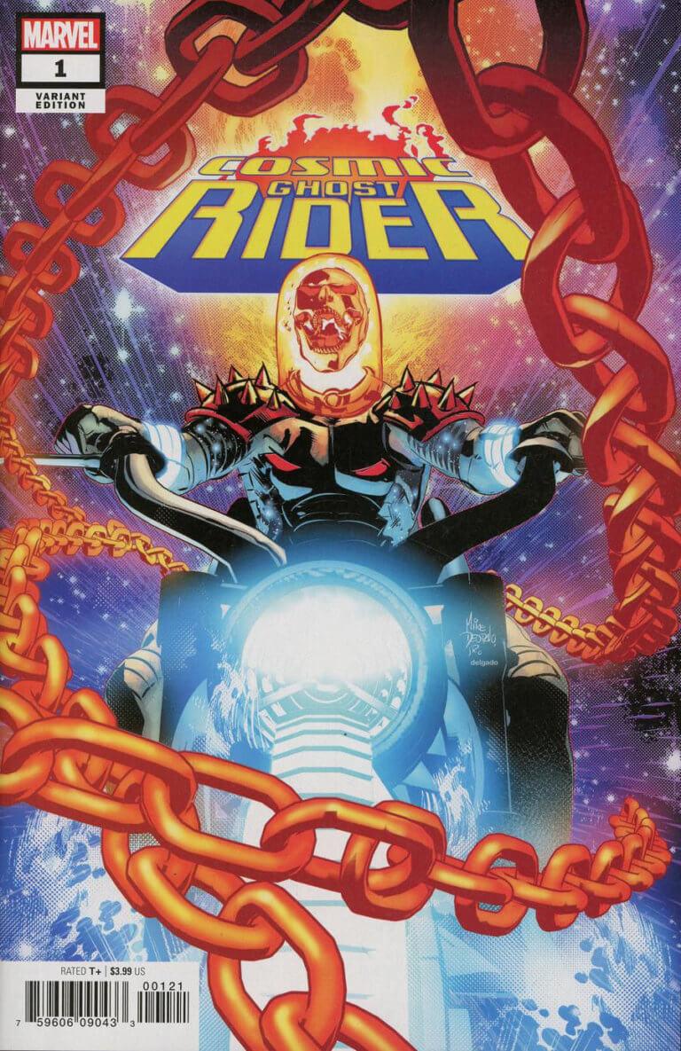 Cosmic Ghost Rider Vol 1 #1 b