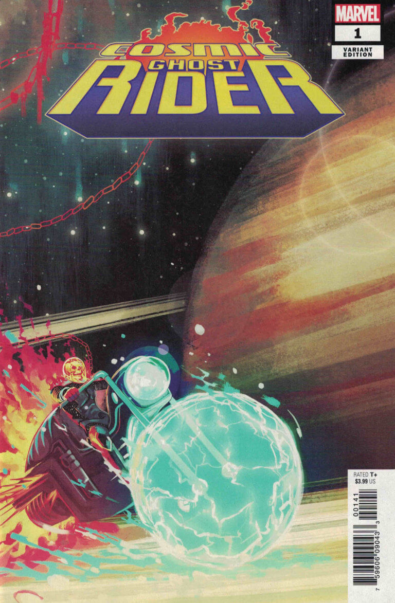 Cosmic Ghost Rider Vol 1 #1 c