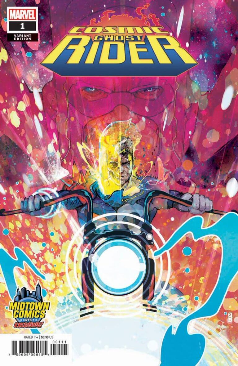 Cosmic Ghost Rider Vol 1 #1 q