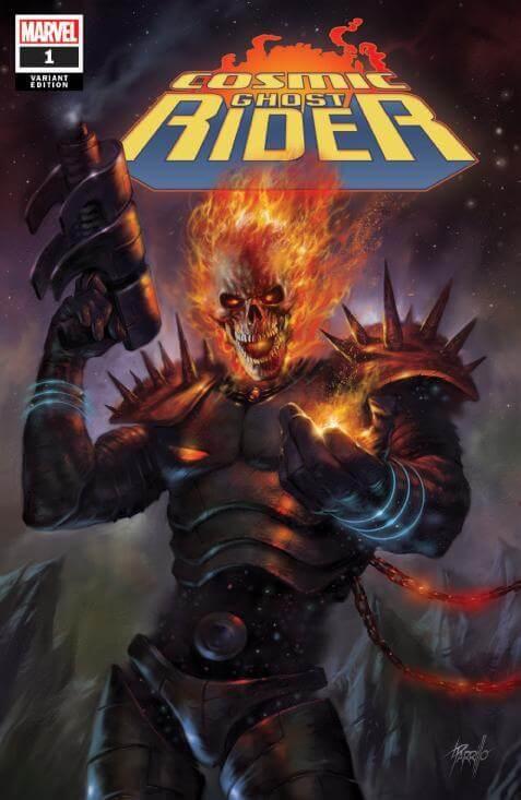 Cosmic Ghost Rider Vol 1 #1 k