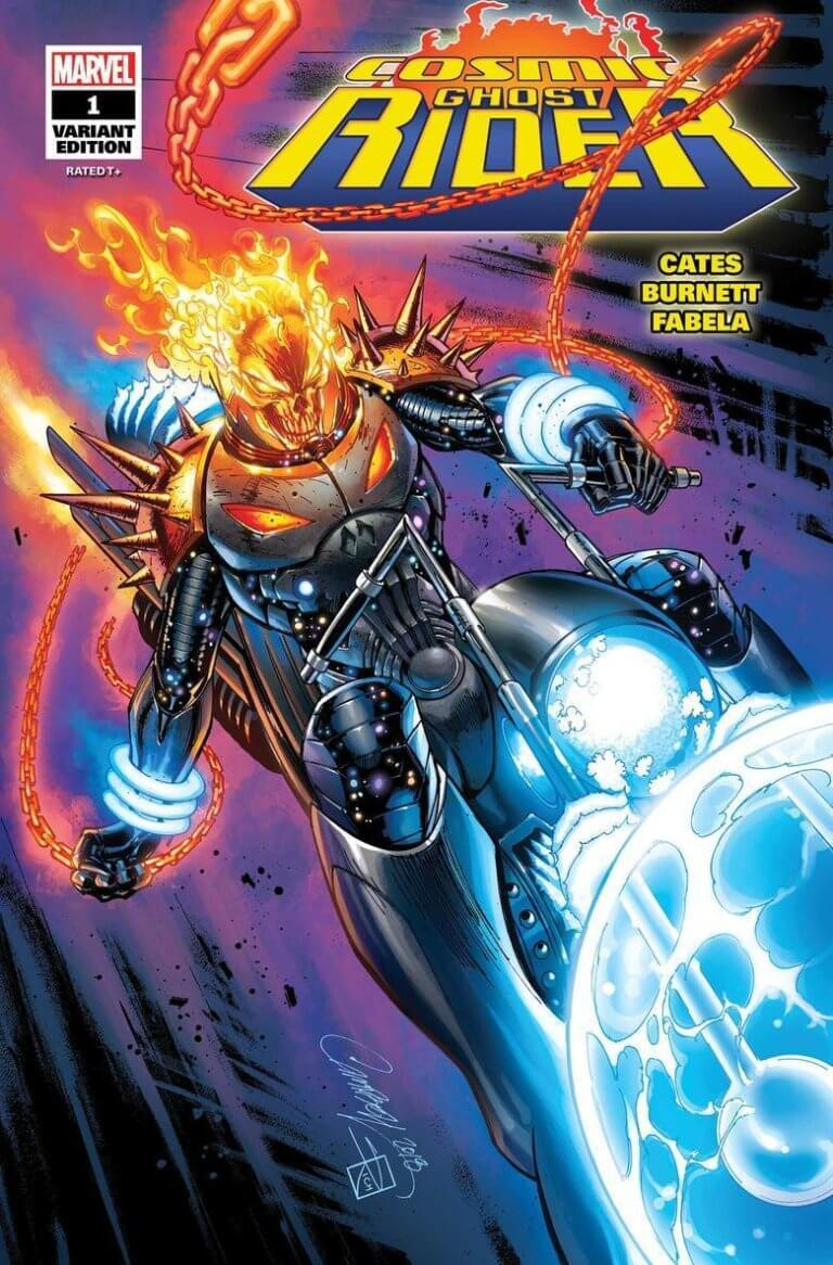 Cosmic Ghost Rider Vol 1 #1 s