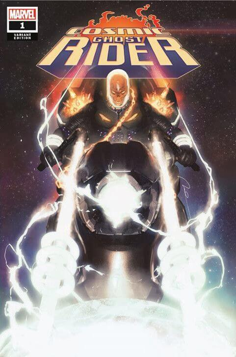 Cosmic Ghost Rider Vol 1 #1 o
