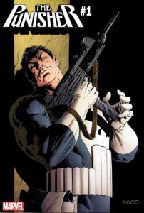 Punisher Vol 12 #1 e