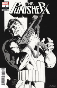 Punisher Vol 12 #1 f