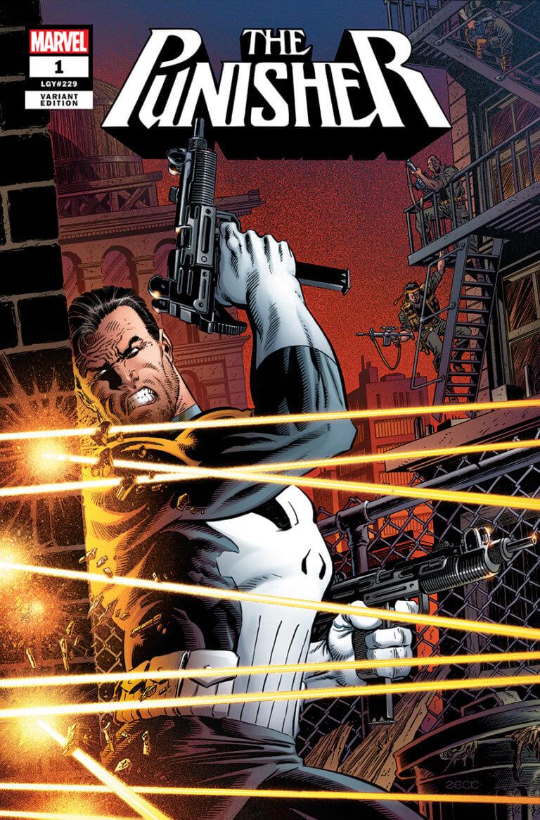 Punisher Vol 12 #1 j