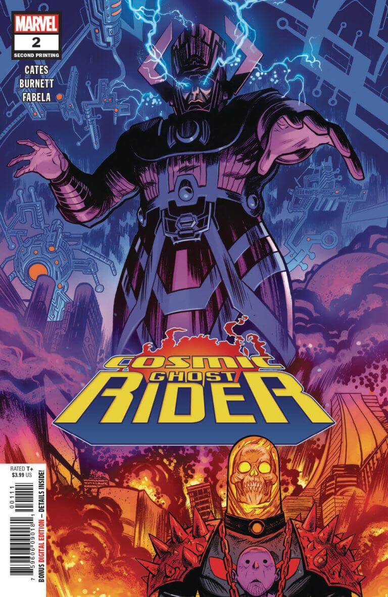 Cosmic Ghost Rider Vol 1 2 d