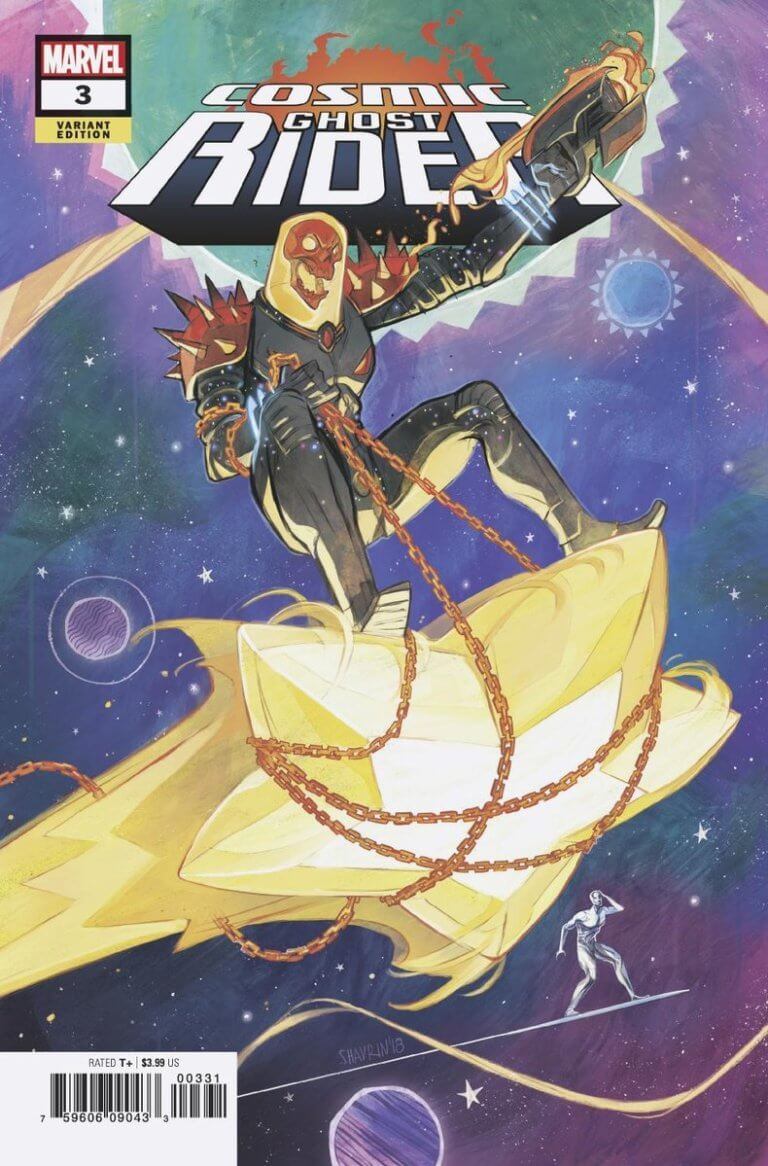 Cosmic Ghost Rider Vol 1 3 c