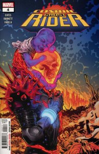 Cosmic Ghost Rider Vol 1 #4