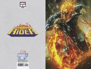 Cosmic Ghost Rider Vol 1 #4 Maxx Lim Virgin Variant - full