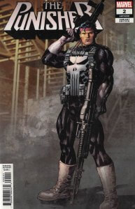 Punisher Vol 12 #2 Mike Deodato Jr.