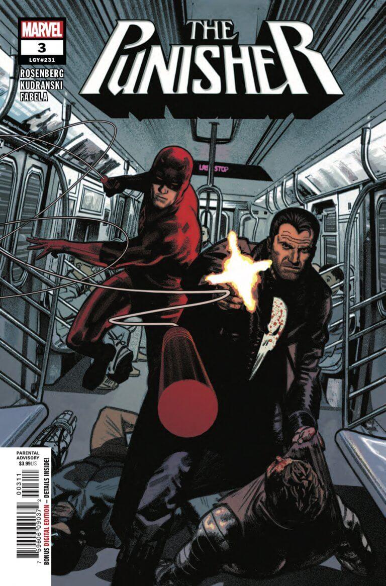 Punisher Vol 12 #3