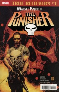 True Believers the Punisher by Ennis and Dillon