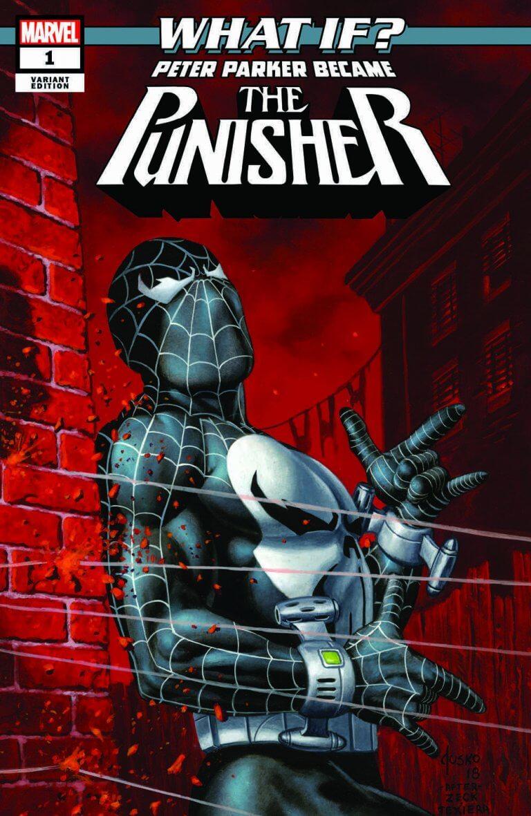What if Punisher #1 b Jusko