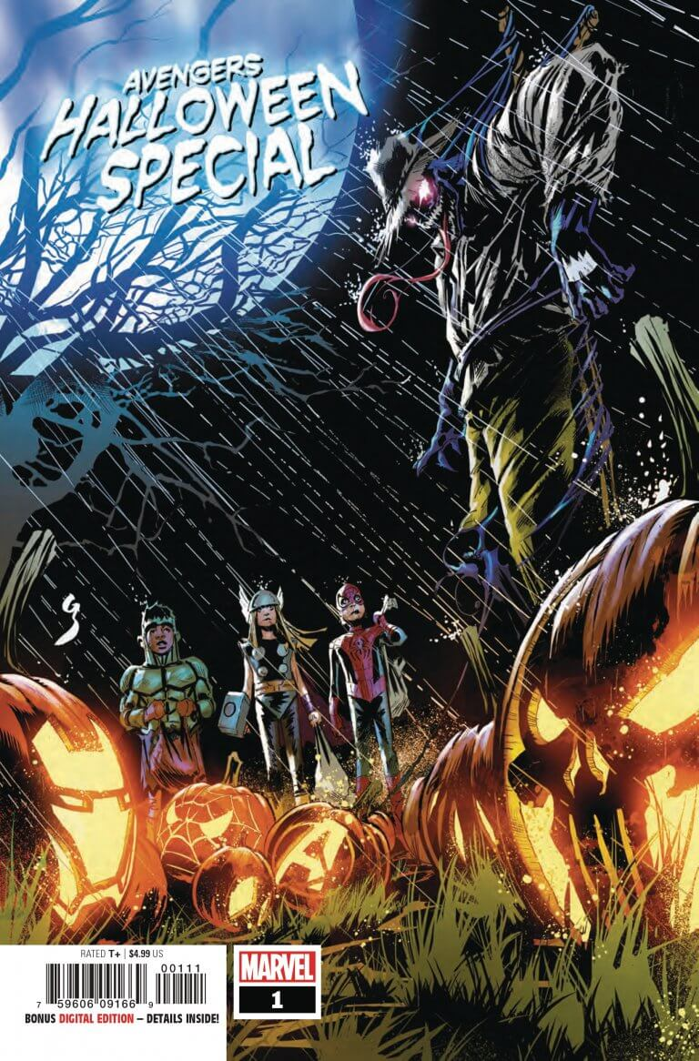 Avengers Halloween Special Vol 1 #1