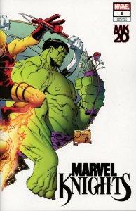 Marvel Knights 20th #1 e Joe Quesada