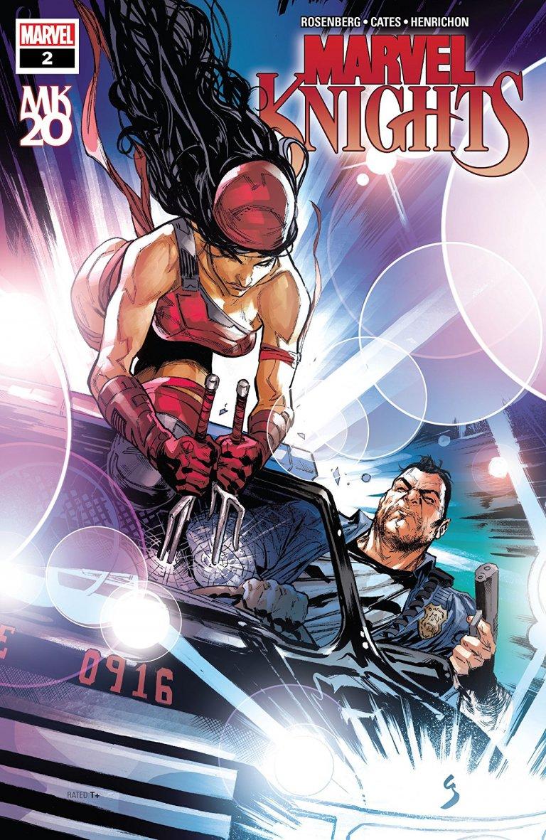 Marvel Knights 20th #2