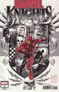 Marvel Knights 20th #2 Dave Johnson variant