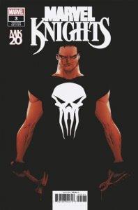 Marvel Knights 20th #3 Jae Lee