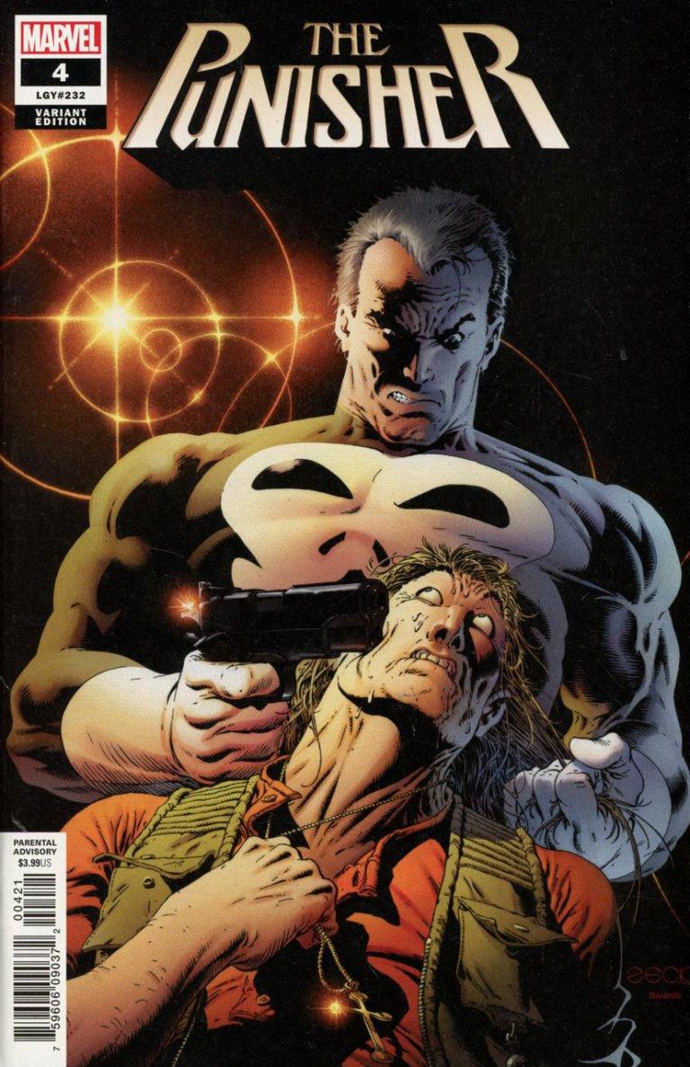Punisher Vol 12 #4 Zeck Variant