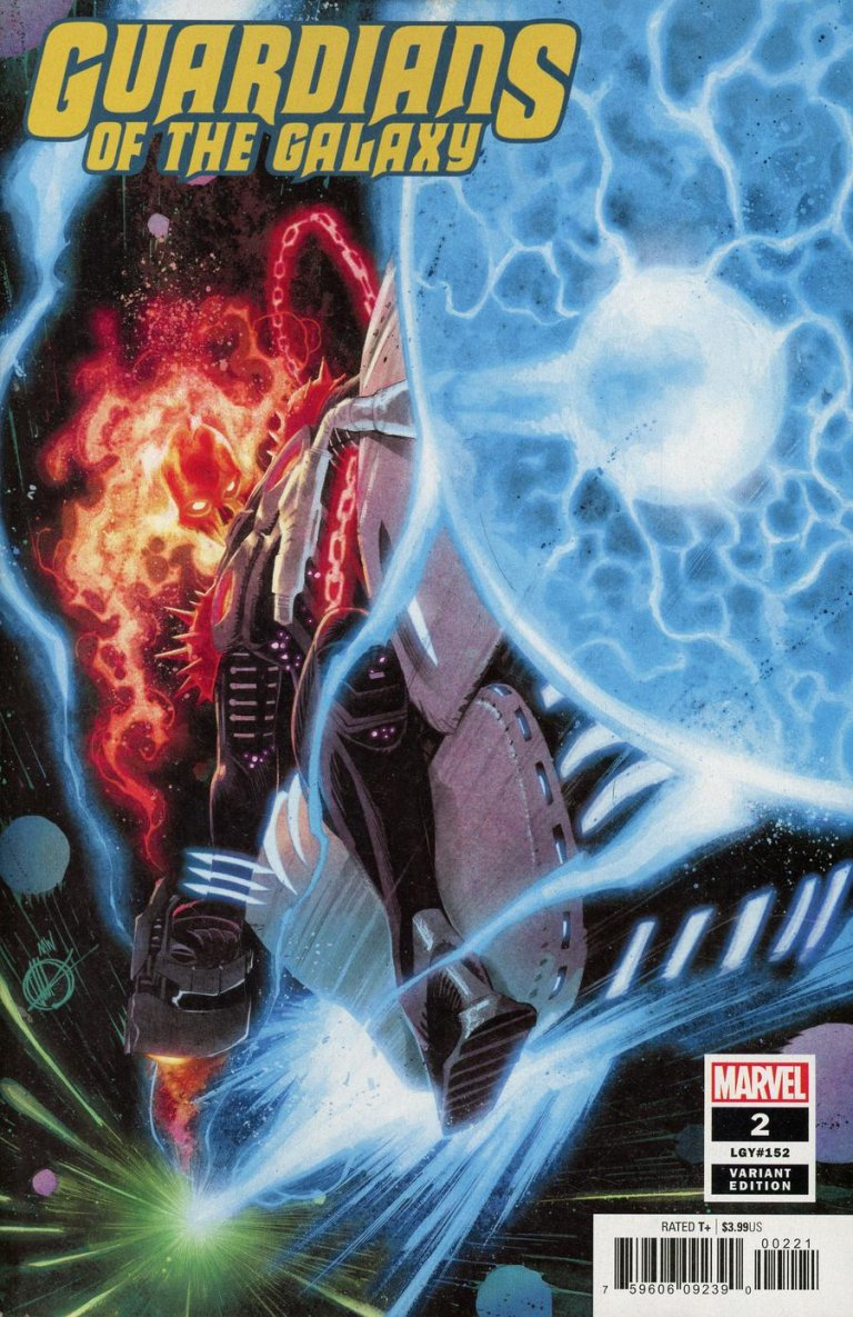 Guardians of the Galaxy Vol 5 #2 Scalera Variant