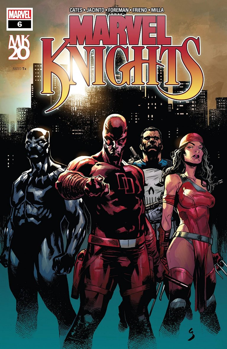 Marvel Knights 20th #6