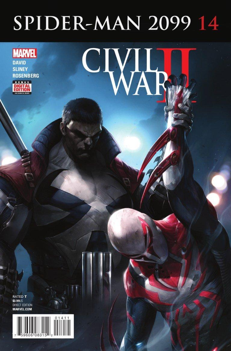 Spider-Man 2099 Vol 3 #14