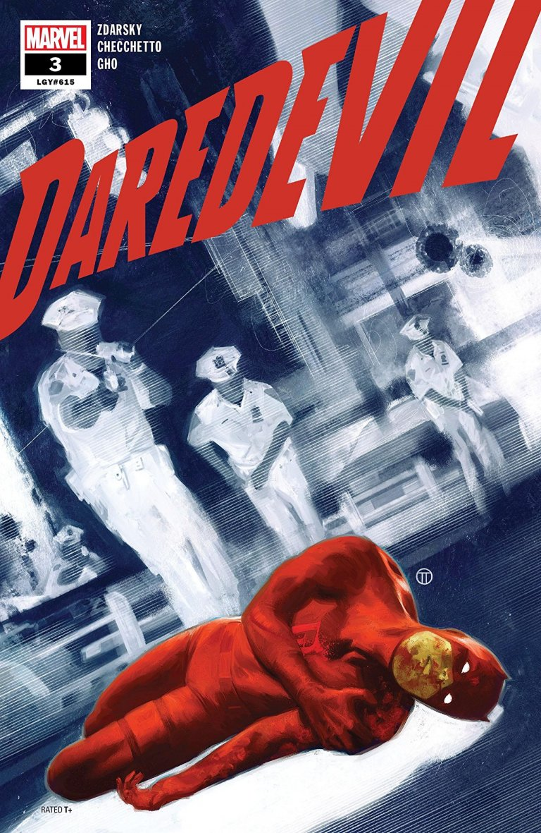 Daredevil Vol 6 #3