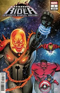 Cosmic Ghost Rider Destroys Marvel History #1 Liefeld variant