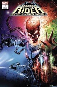 CGR Destroys Marvel History Crain variant