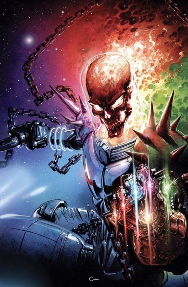 CGR Destroys Marvel History Crain virgin variant