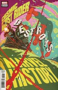 CGR Destroys Marvel History #2 Martin Variant