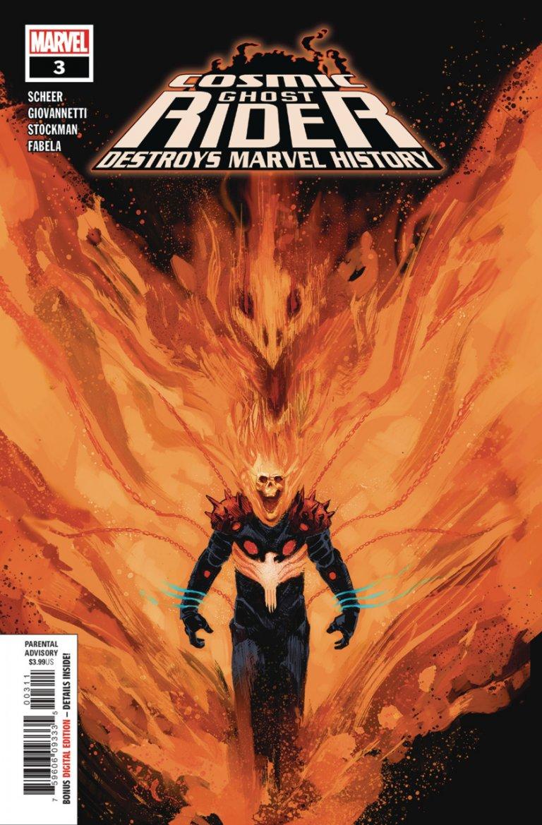 CGR Destroys Marvel History #3