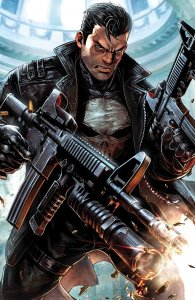 Punisher Vol 12 #11 b Maxx Lim Variant
