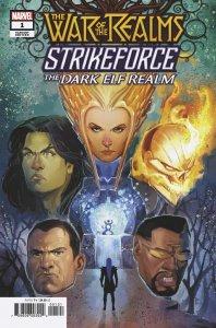 War of the Realms: Strikeforce the Dark Elf Realm Reis Variant